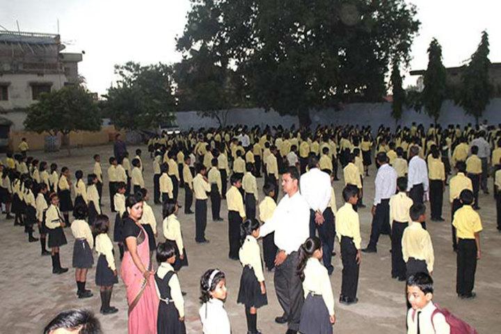 Surajdeo Memorial School-Assembly