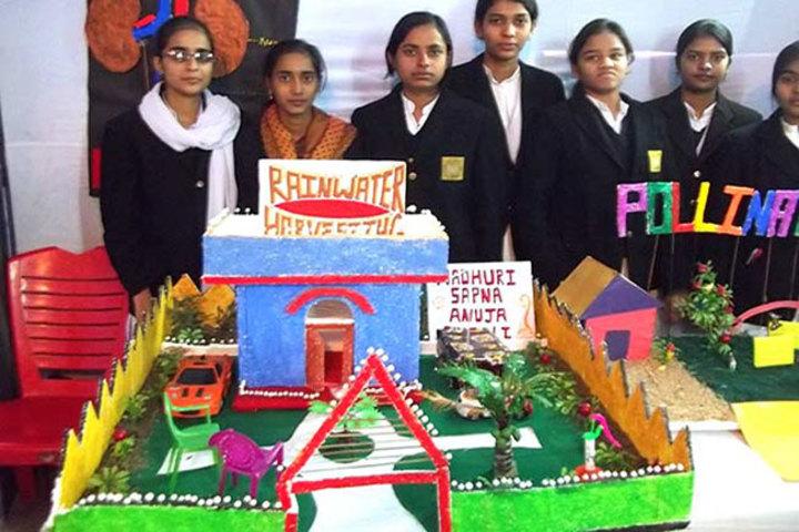 Surajdeo Memorial School-Science Fair