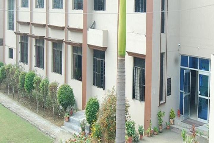 Mahamaya Vihar Public School-Campus View