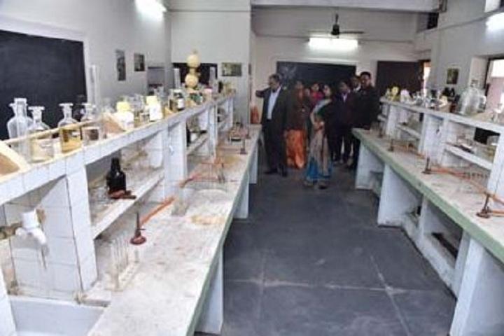 Maharaja Agrasen Public School-Chemistry Lab