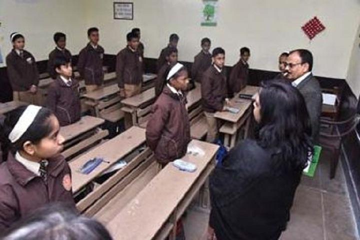 Maharaja Agrasen Public School-Classrooms