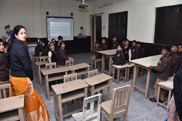Maharaja Agrasen Public School-Digital Classrooms