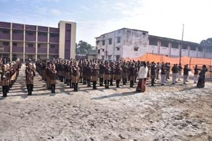 Maharaja Agrasen Public School-Morning Assembly