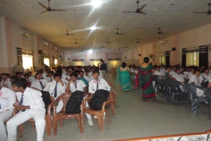 Maharaja Agrasen Public School-Auditorium