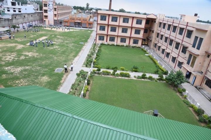 Maharaja Agrasen Public School-Campus View