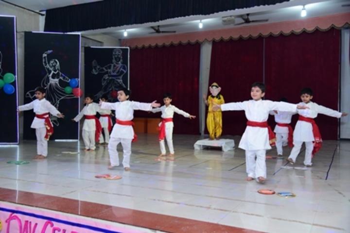 Maharaja Agrasen Public School-Dance Room