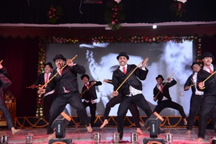 Maharaja Agrasen Public School-Dance1