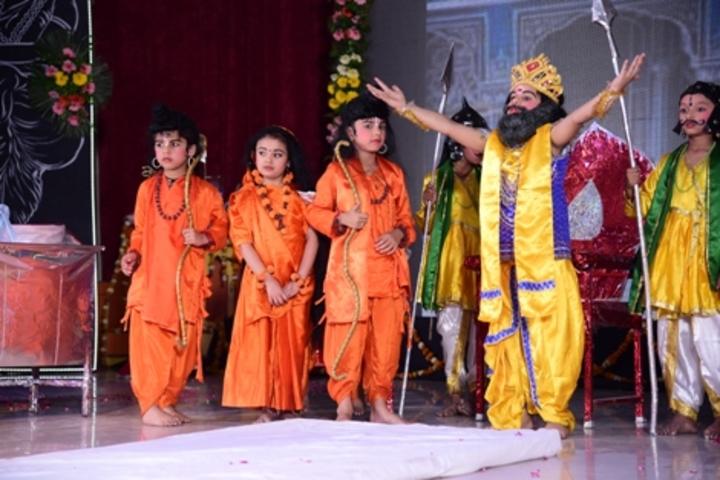 Maharaja Agrasen Public School-Drama