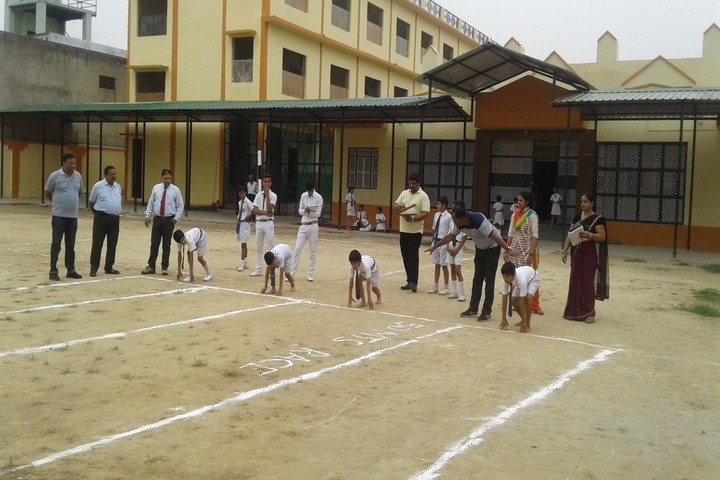 Maharaja Agrasen Public School-Running Competition