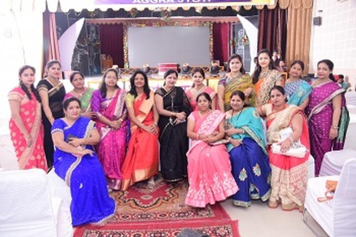 Maharaja Agrasen Public School-Staff