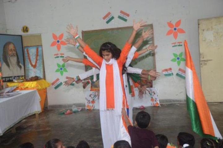 Maharishi Vidya Mandir-Republic-Day