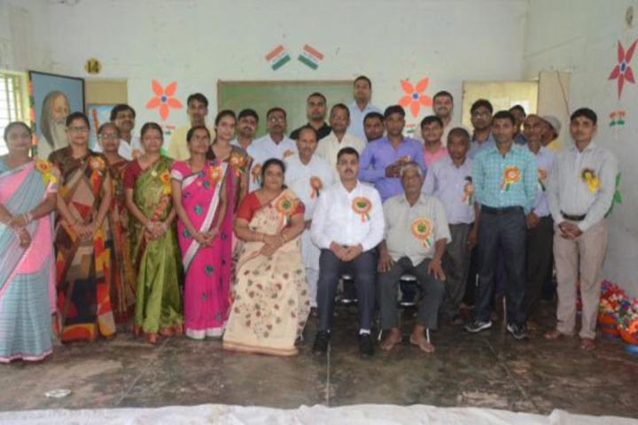 Maharishi Vidya Mandir-Staff