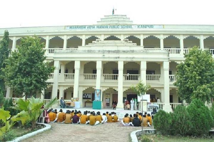 Maharishi Vidya Mandir-Campus-View