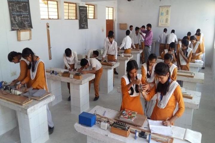 Maharishi Vidya Mandir-Physic-Lab