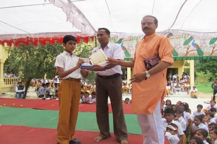 Maharishi Vidya Mandir-Felicitation