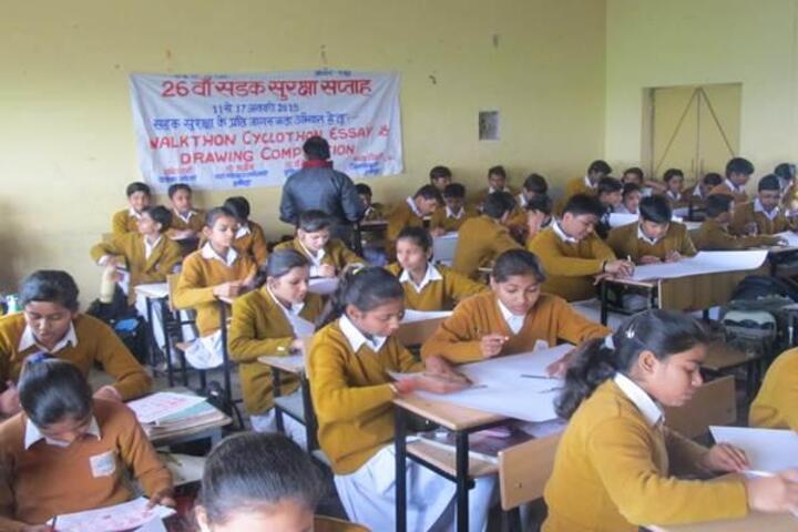 Maharishi Vidya Mandir-Road Safety Program