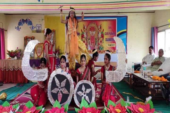 Maharishi Vidya Mandir-Dance1