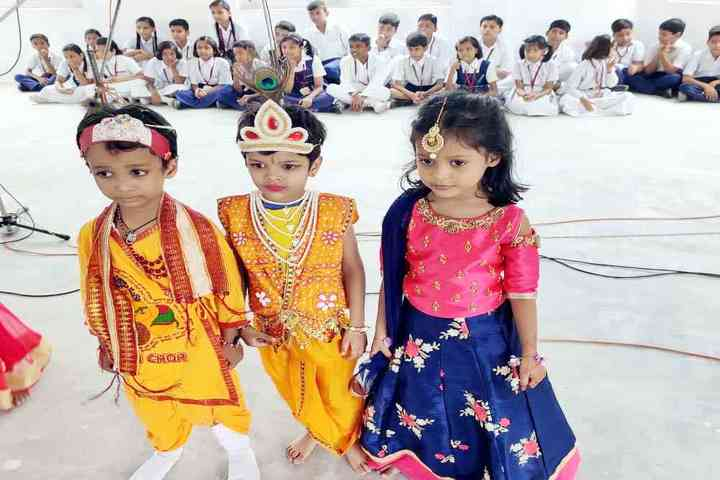 Maharishi Vidya Mandir-Fancy Dress