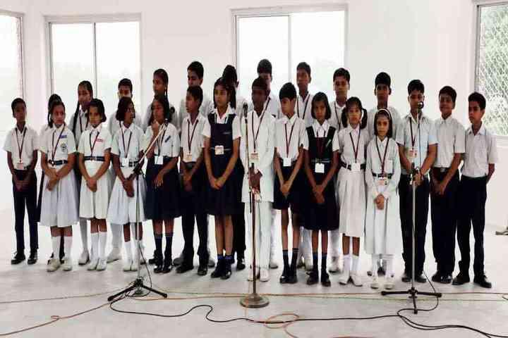 Maharishi Vidya Mandir-Group Song