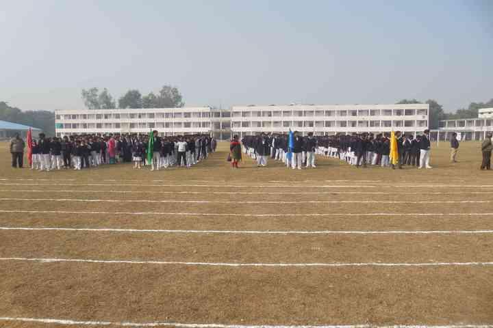 Maharishi Vidya Mandir-Sports day