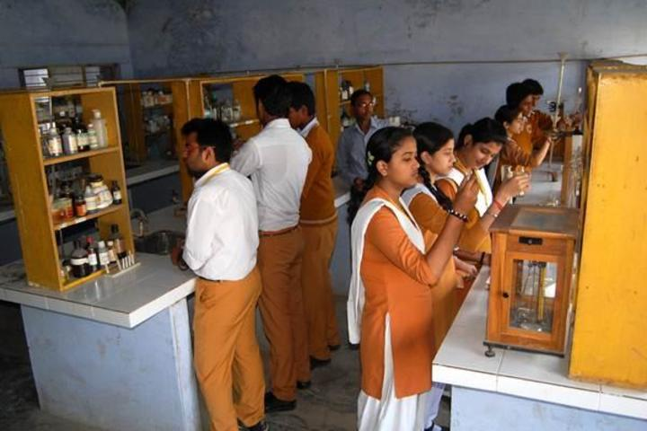 Maharishi Vidya Mandir-Chemistry-Lab
