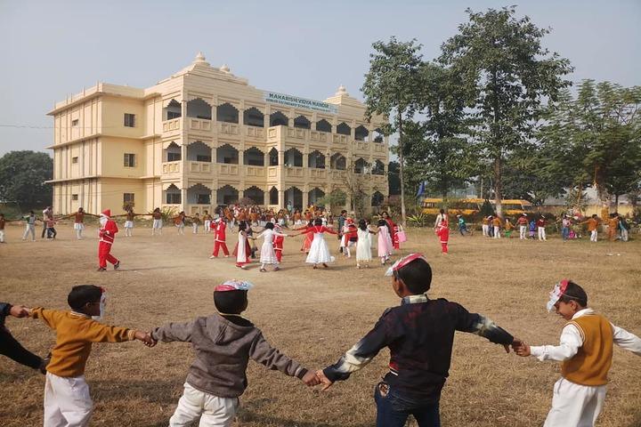 Maharishi Vidya Mandir-Christmas-Celebration