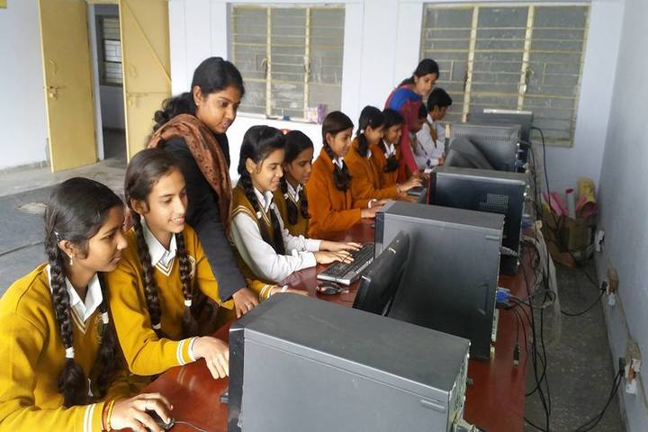 Maharishi Vidya Mandir-Computer-Lab