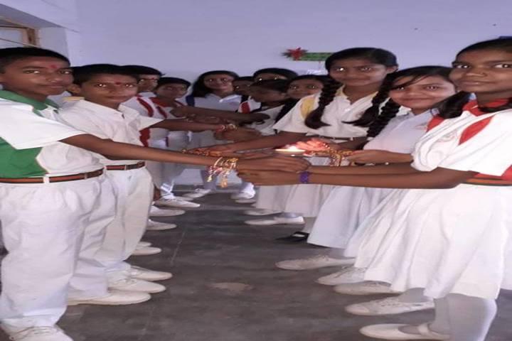 Maharishi Vidya Mandir-Rakhi-Celebration