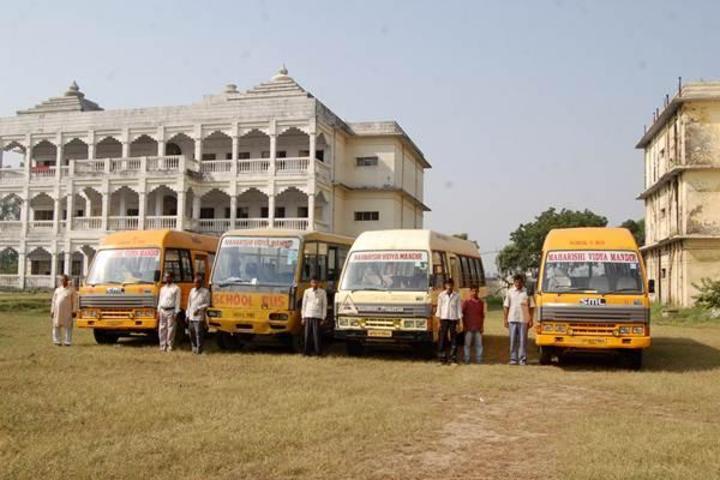 Maharishi Vidya Mandir-Transport