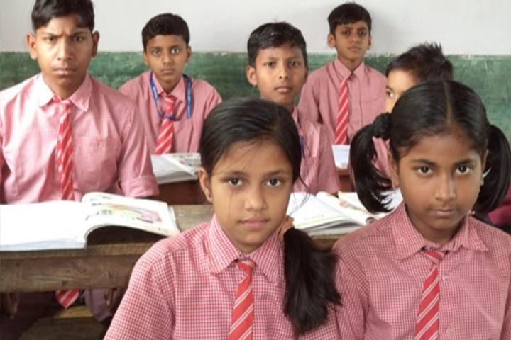 Sutara Mehi Mission School-Classroom
