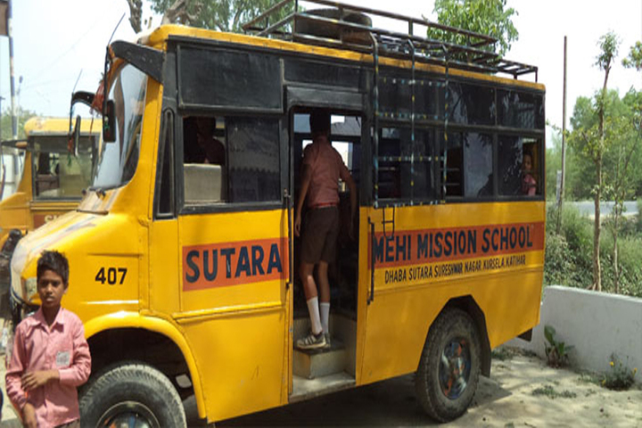 Sutara Mehi Mission School-Transport