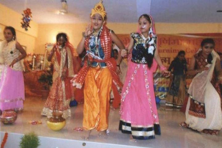 Maharishi Vidya Mandir-Janmashtami