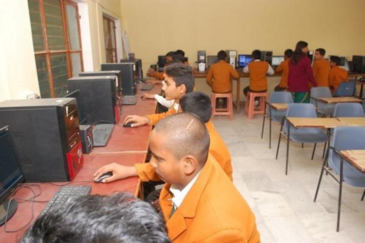 Maharishi Vidya Mandir-Computer Lab