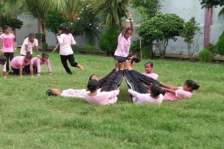 Swami Vivekanand Public School-Activity