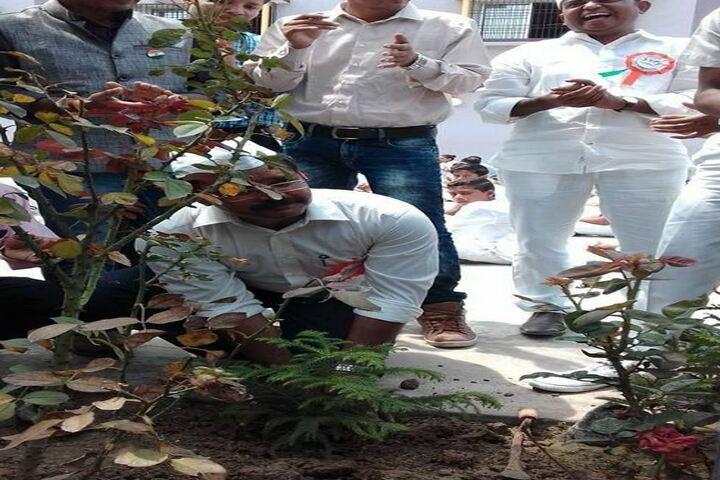 Swami Vivekanand Public School-Tree Plant