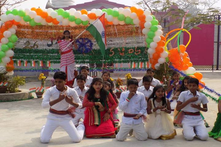 Swami Vivekanand Public School-Event