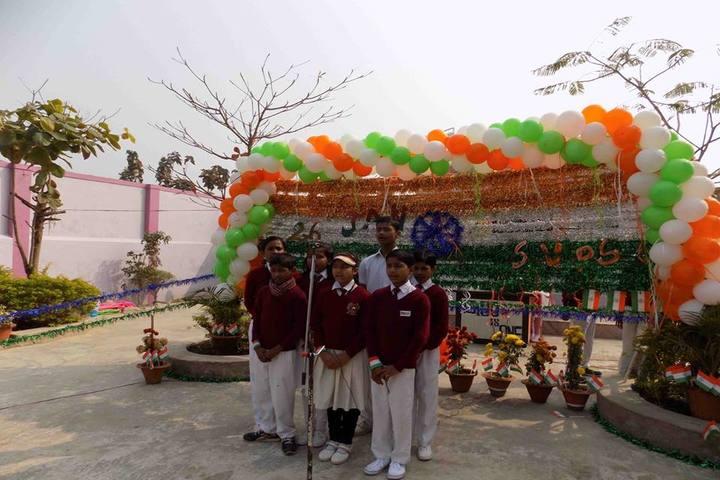 Swami Vivekanand Public School-Singing