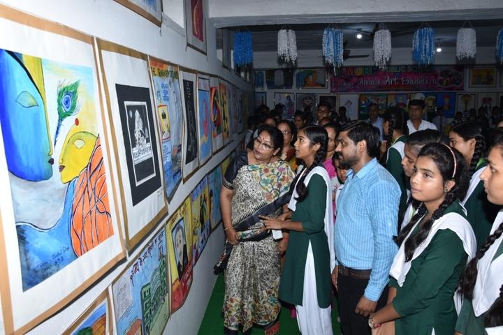 Mahatama Jyoti Rao Phule Public School-Art