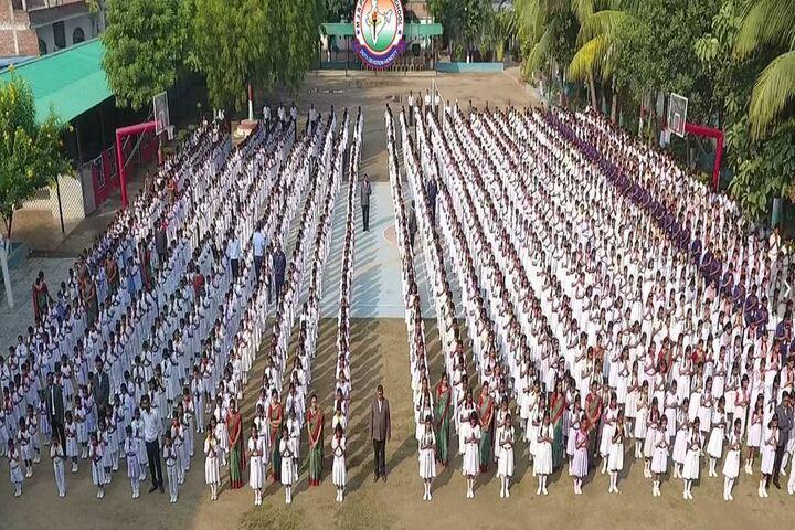 Mahatama Jyoti Rao Phule Public School-Assembly