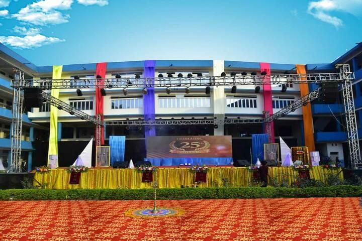 Mahatama Jyoti Rao Phule Public School-Campus View
