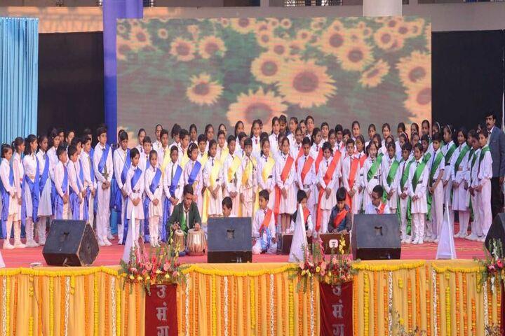 Mahatama Jyoti Rao Phule Public School-Cultural day