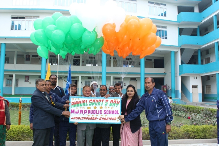 Mahatama Jyoti Rao Phule Public School-Sports day