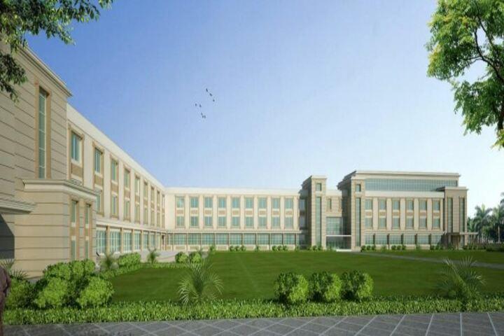 Mahatma Hansraj Modern School-Campus view