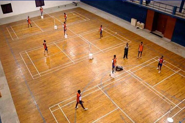 Mahatma Hansraj Modern School-Play Area