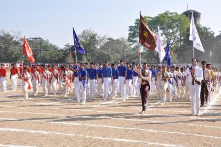 Mahatma Hansraj Modern School-Sports day