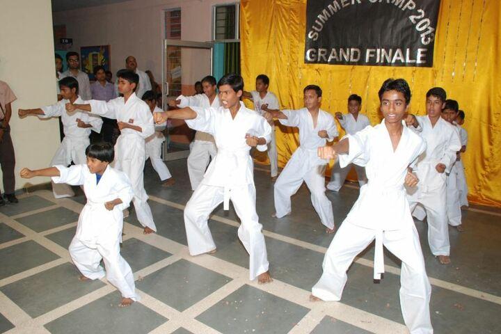 Mahatma Hansraj Modern School-Summer Camp