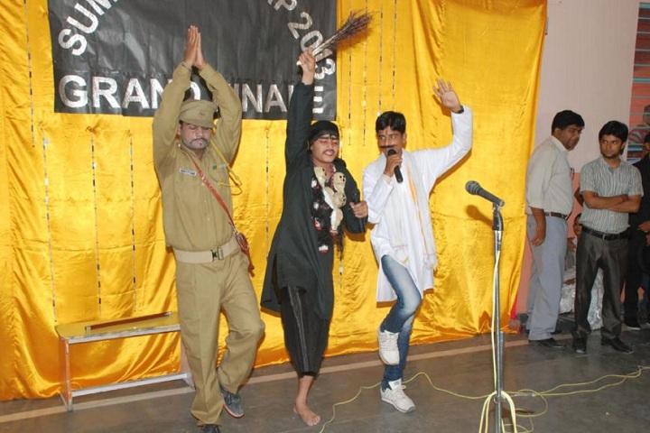 Mahatma Hansraj Modern School-Playrole