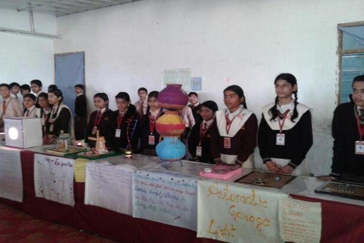 Mahatma Hansraj Modern School-Science Exhibition