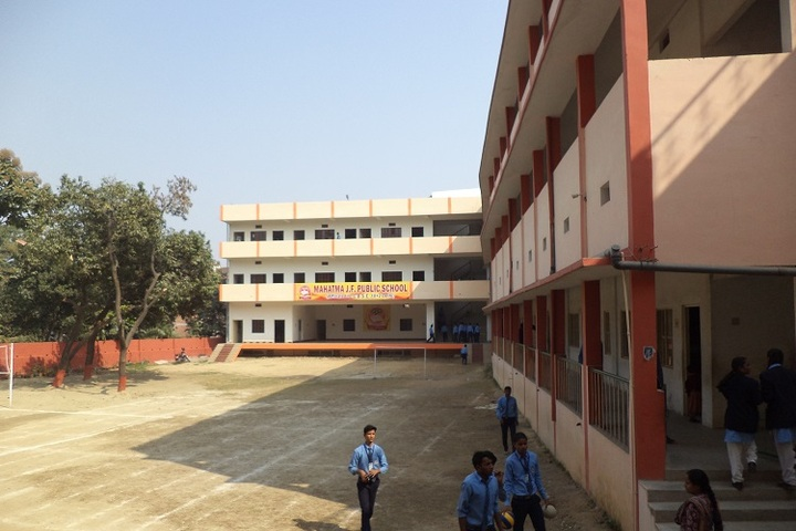 Mahatma J.F. Public School-Campus View