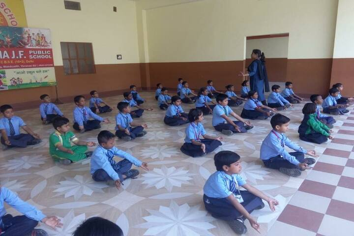 Mahatma J.F. Public School-Mediation